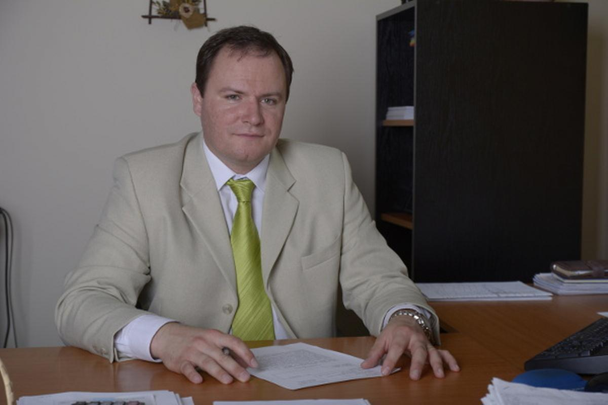 Jiří Jemelka, majitel společnosti J.I.P. pro firmy s.r.o.